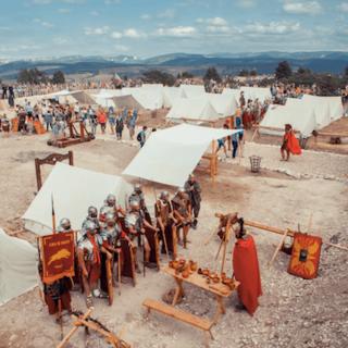 Фестиваль на Федюхиных высотах