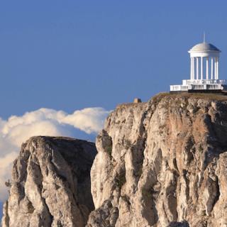 Крымский природный заповедник и Беседка ветров
