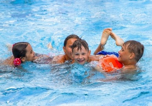 Отдых в Крыму с детьми с бассейном