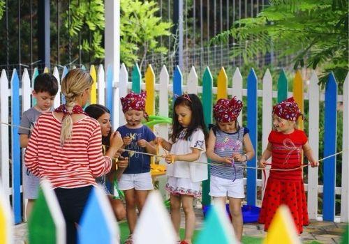 Отдых в Крыму с детьми с детским клубом
