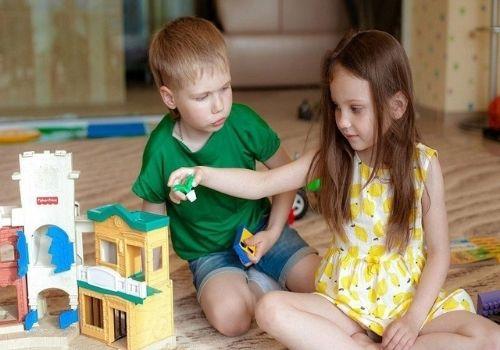 Отдых в Крыму с детьми с детской комнатой