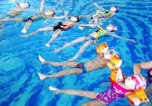 Отдых в Крыму с детьми с детским плаванием