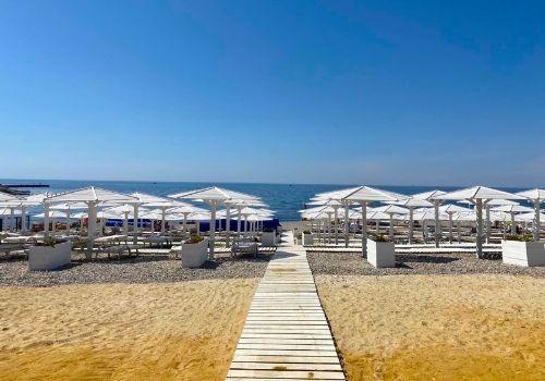 Отель Крыма с пляжем