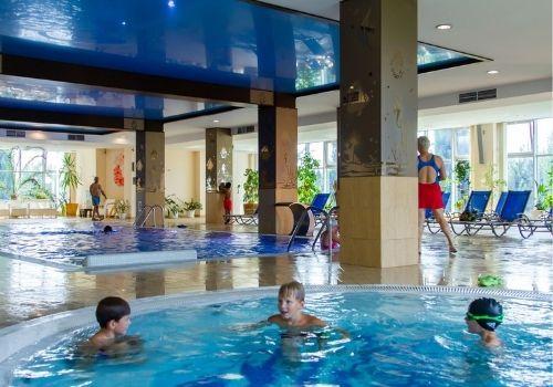 СПА-отель с детским бассейном