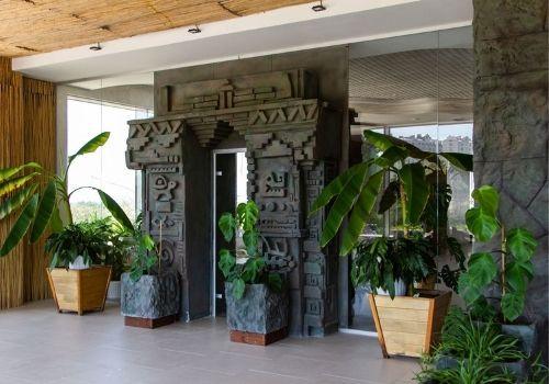 СПА-отель в Крыму с тропической баней