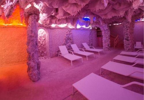СПА с соляной пещерой